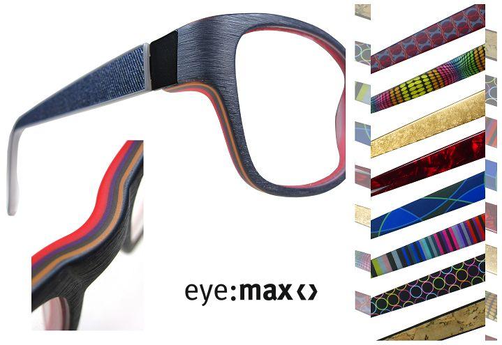 optik eye max brillen mit wechselb geln. Black Bedroom Furniture Sets. Home Design Ideas
